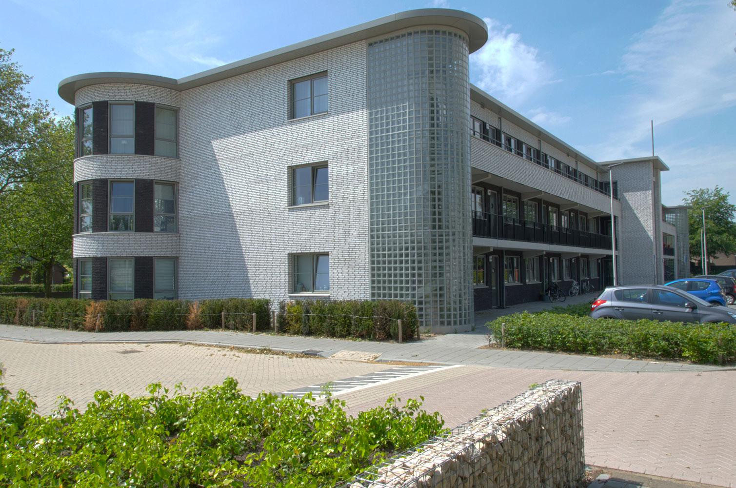 00112ext1 Woningbouw Appartement Don Bosco Etten-Leur
