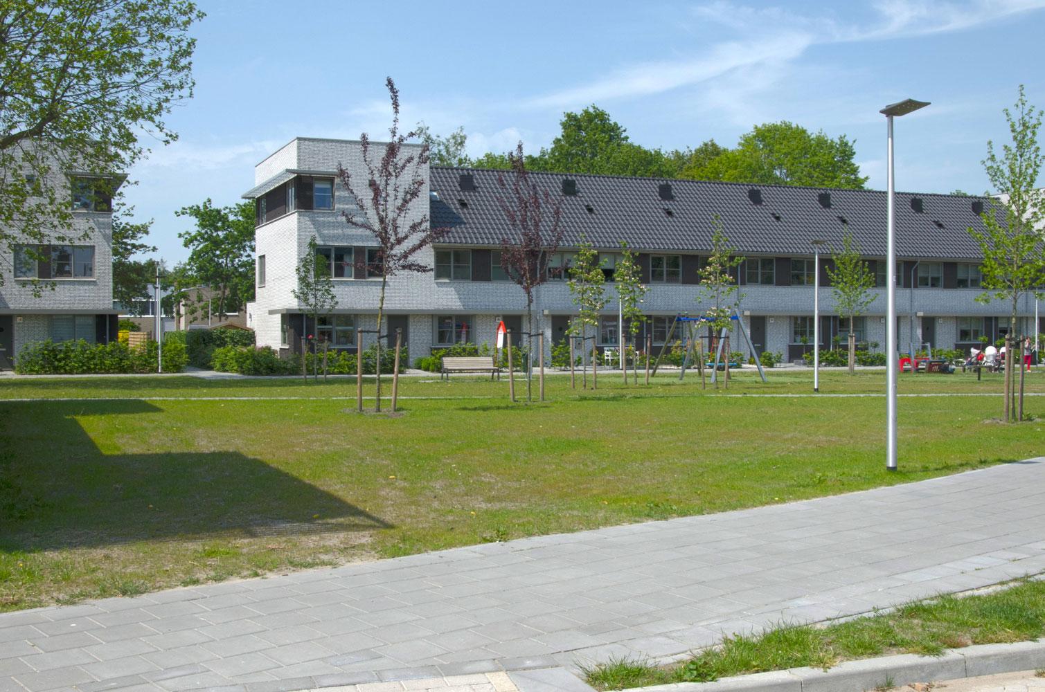 00112ext10 Woningbouw Appartement Don Bosco Etten-Leur