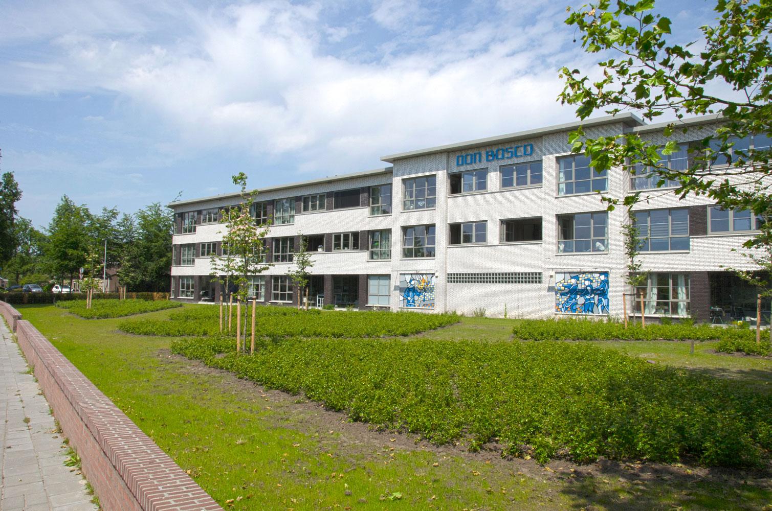 00112ext3 Woningbouw Appartement Don Bosco Etten-Leur