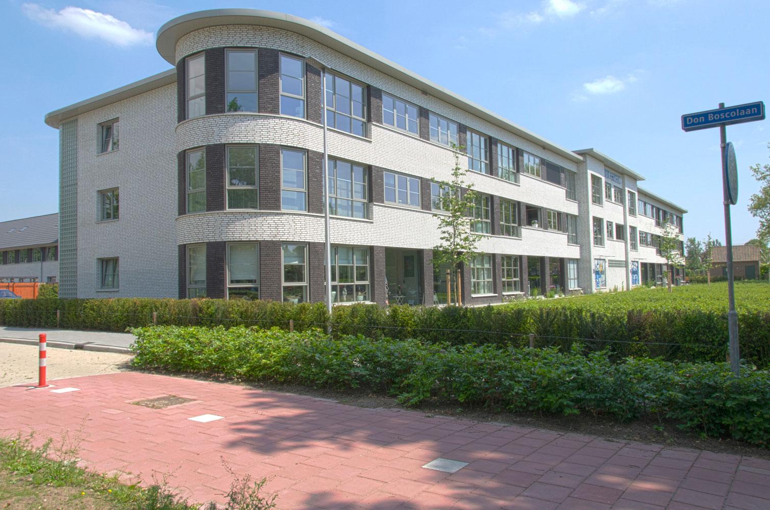 00112ext4 Woningbouw Appartement Don Bosco Etten-Leur
