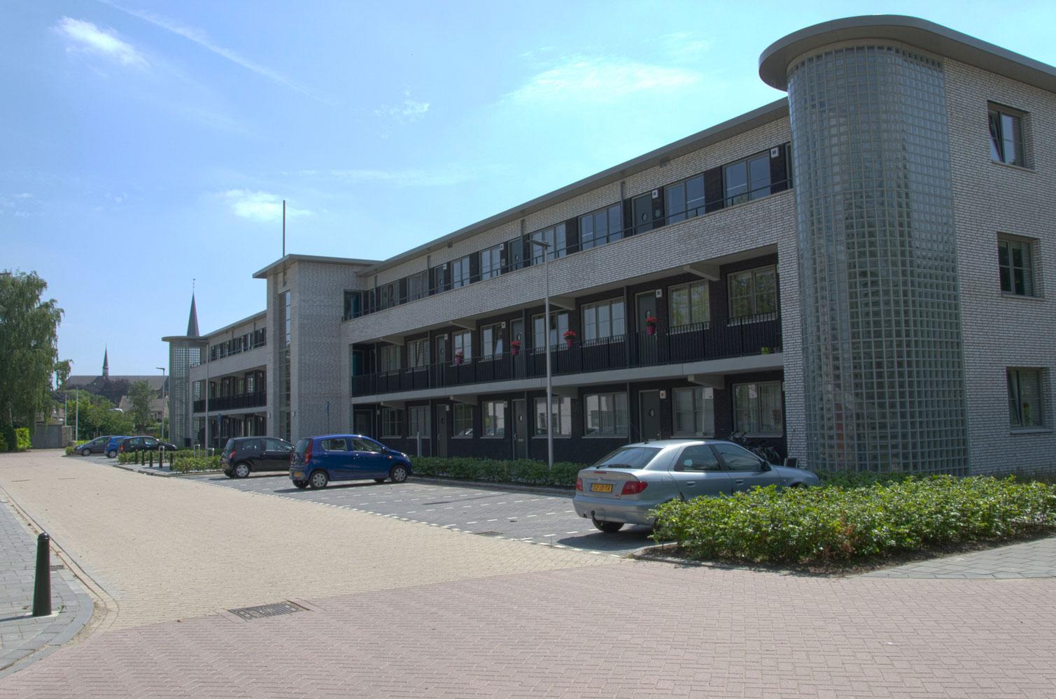 00112ext5 Woningbouw Appartement Don Bosco Etten-Leur