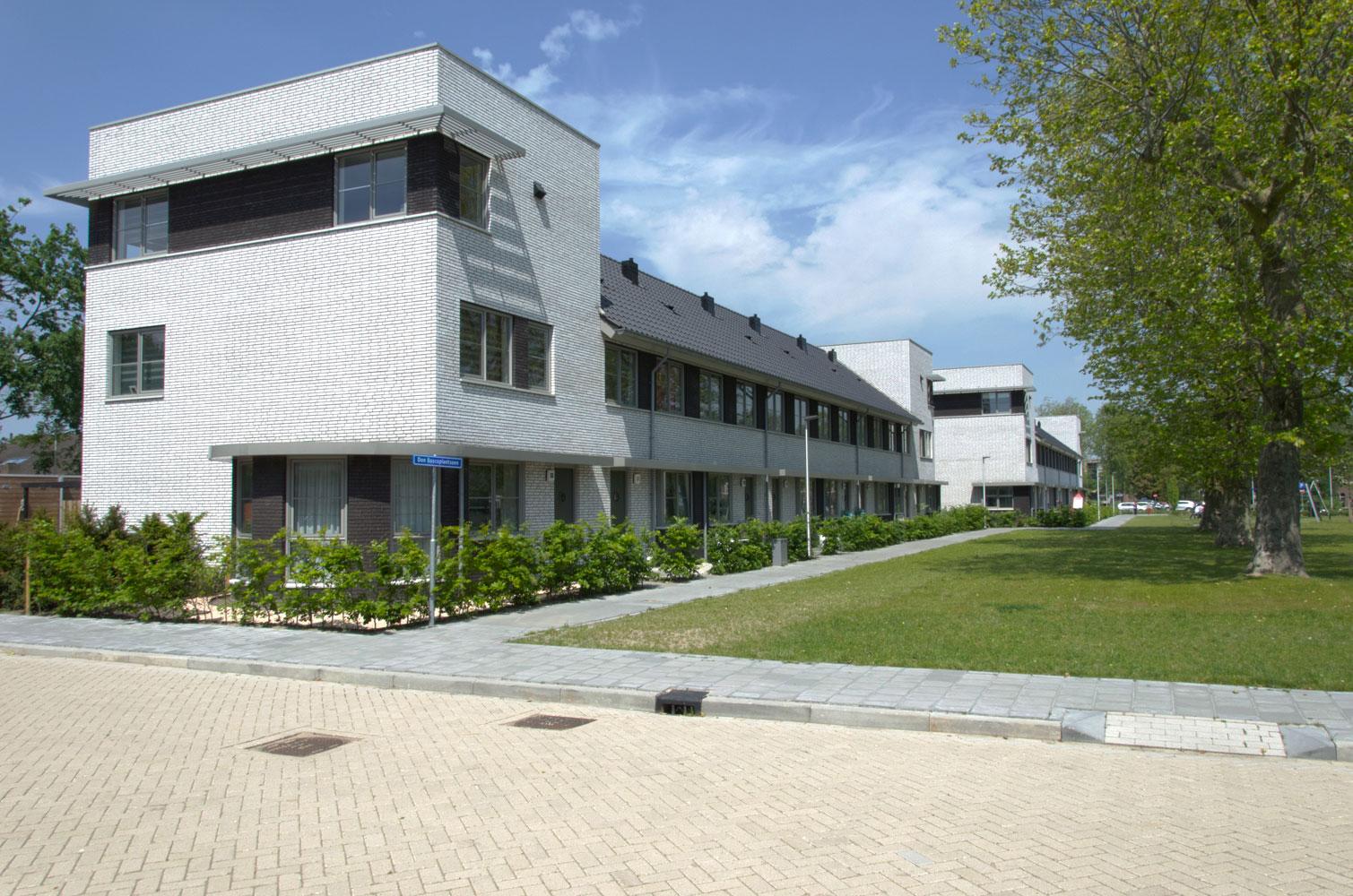 00112ext6 Woningbouw Appartement Don Bosco Etten-Leur