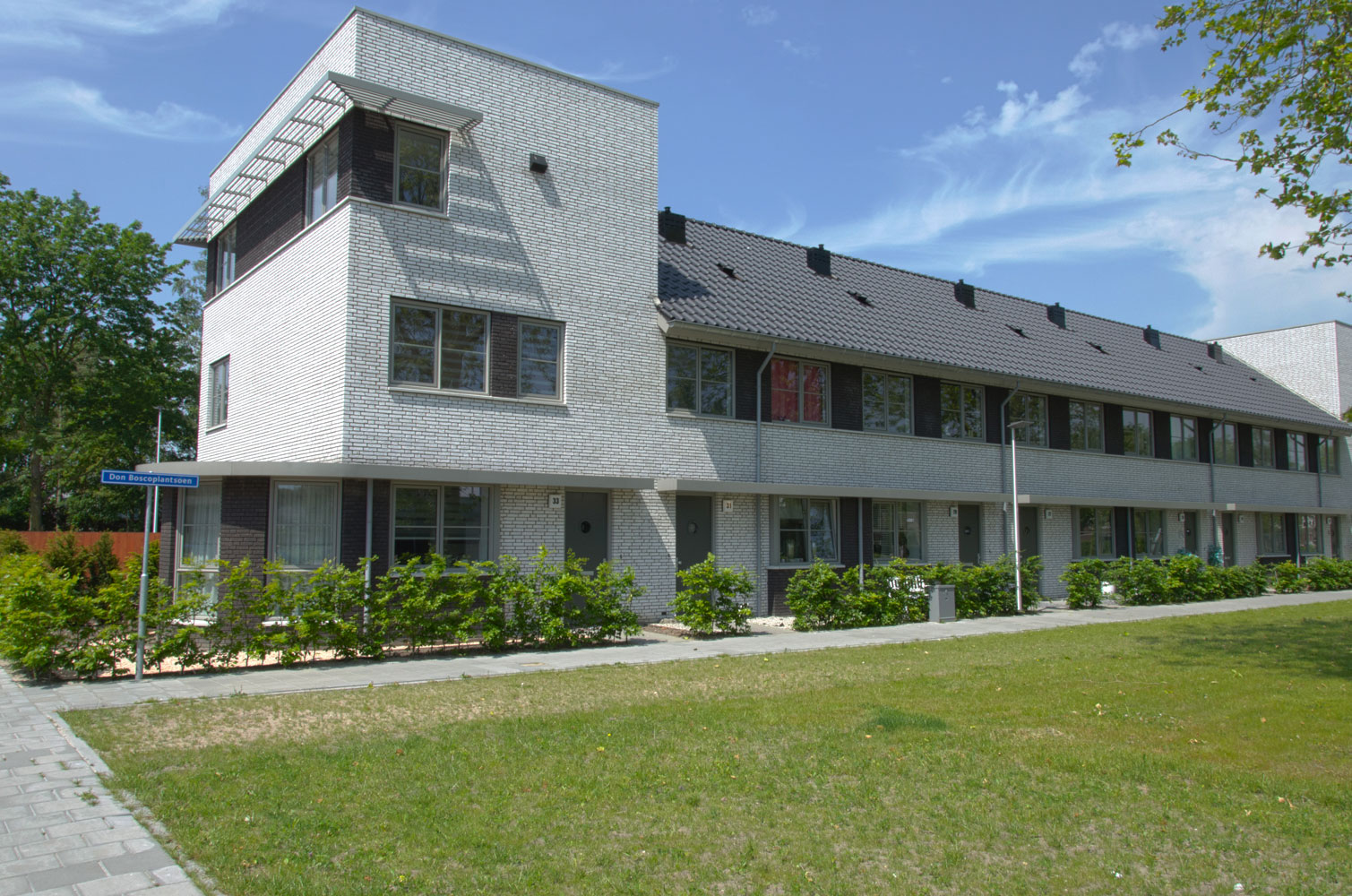 00112ext7 Woningbouw Appartement Don Bosco Etten-Leur