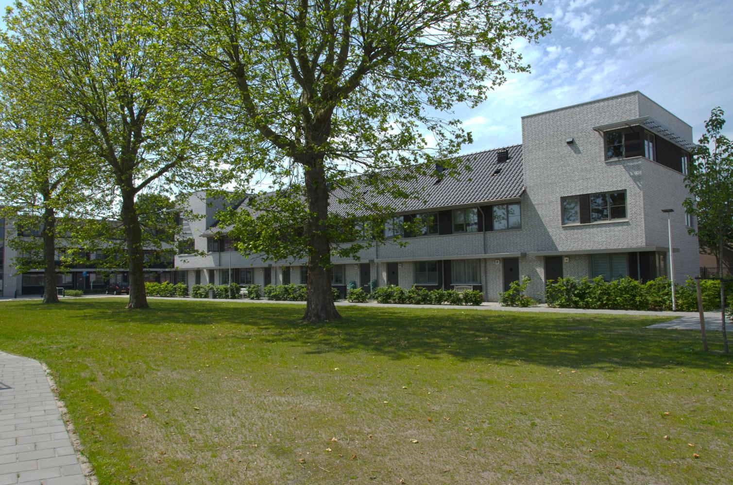 00112ext8 Woningbouw Appartement Don Bosco Etten-Leur