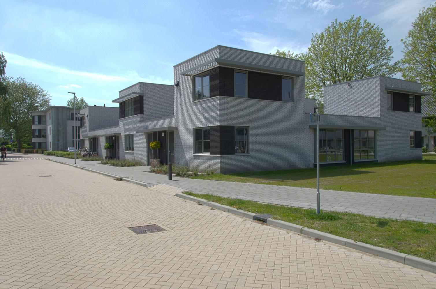 00112ext9 Woningbouw Appartement Don Bosco Etten-Leur