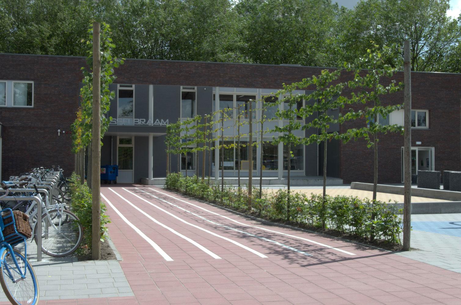 02312ext1 Verbouwing basisschool De Hasselbraam Etten-Leur