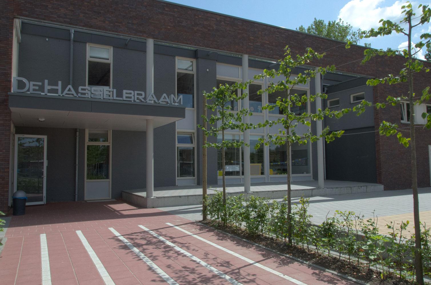 02312ext2 Verbouwing basisschool De Hasselbraam Etten-Leur