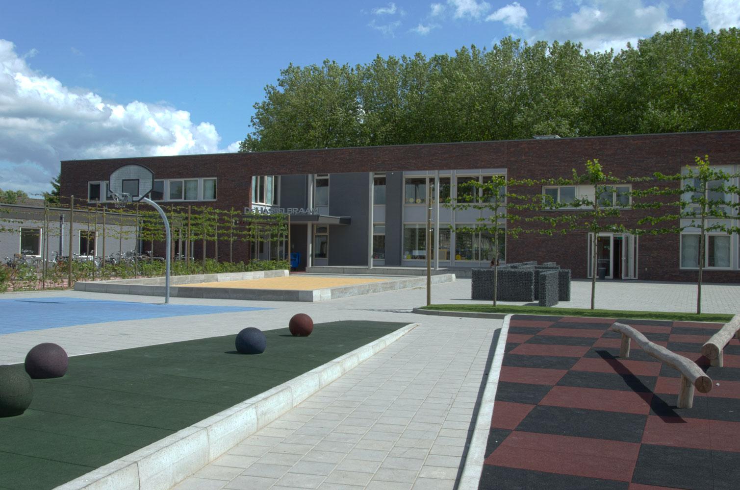 02312ext3 Verbouwing basisschool De Hasselbraam Etten-Leur