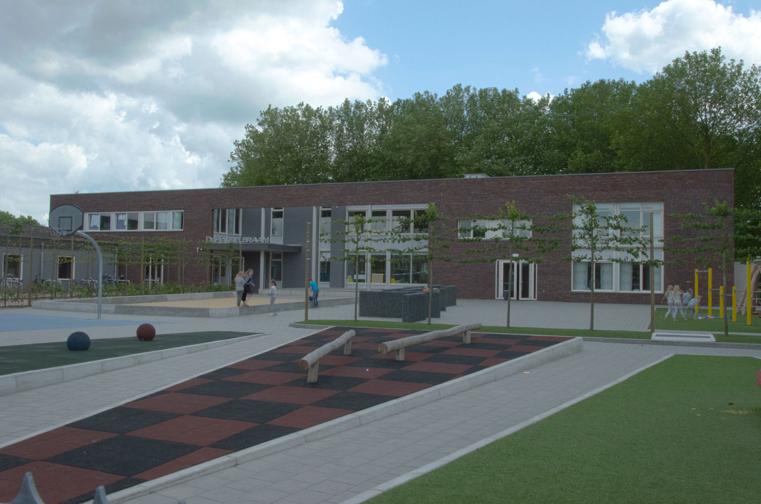 02312ext4 Verbouwing basisschool De Hasselbraam Etten-Leur