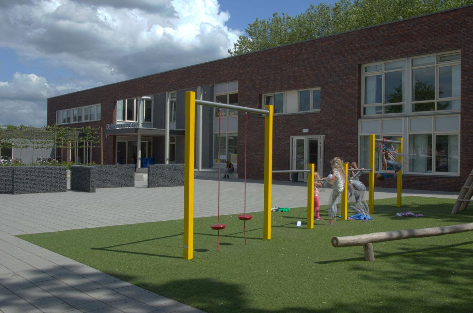 02312ext5 Verbouwing basisschool De Hasselbraam Etten-Leur