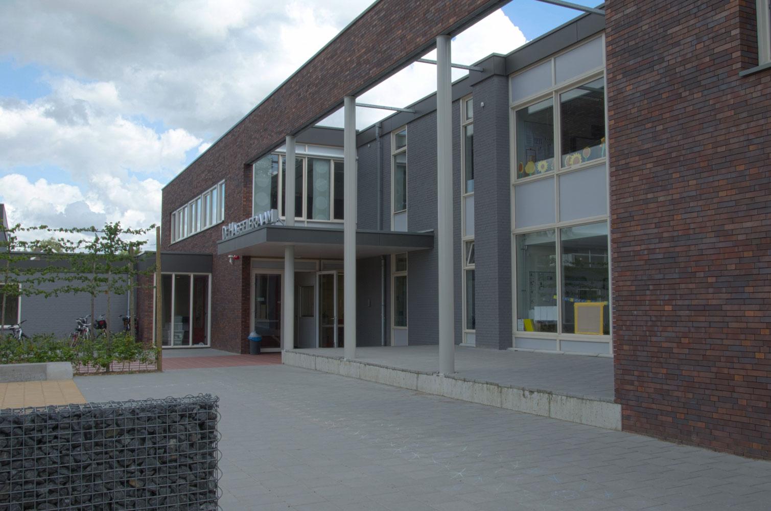 02312ext6 Verbouwing basisschool De Hasselbraam Etten-Leur