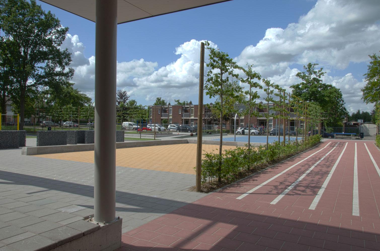 02312ext7 Verbouwing basisschool De Hasselbraam Etten-Leur