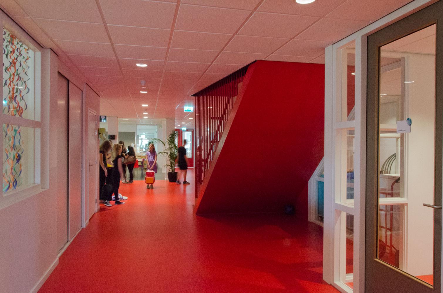02312int1 Verbouwing basisschool De Hasselbraam Etten-Leur