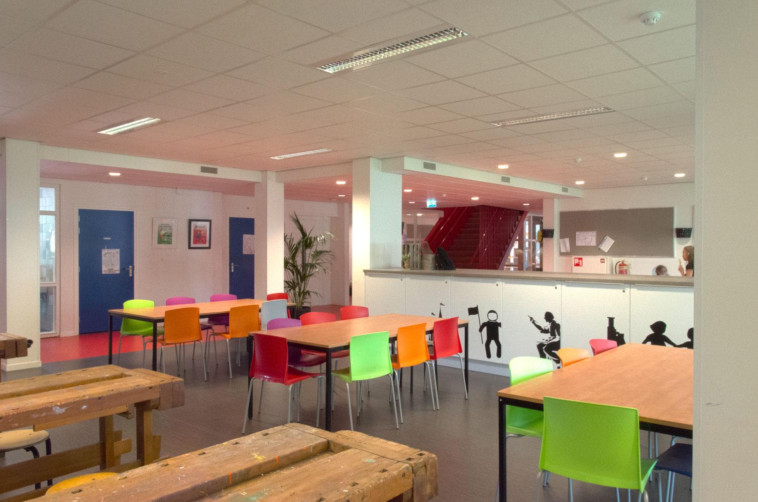 02312int2 Verbouwing basisschool De Hasselbraam Etten-Leur