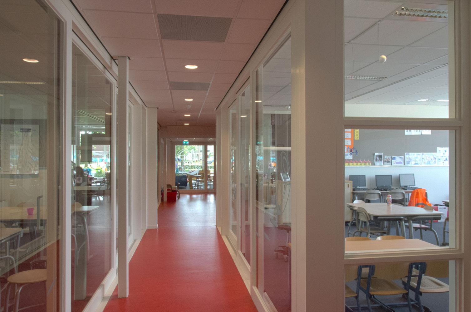 02312int3 Verbouwing basisschool De Hasselbraam Etten-Leur