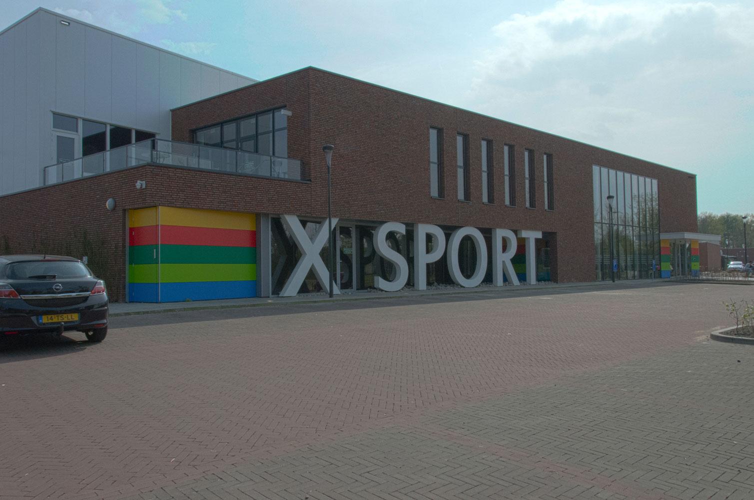 03113ext2 recreatie sporthal X-Sport Bladel