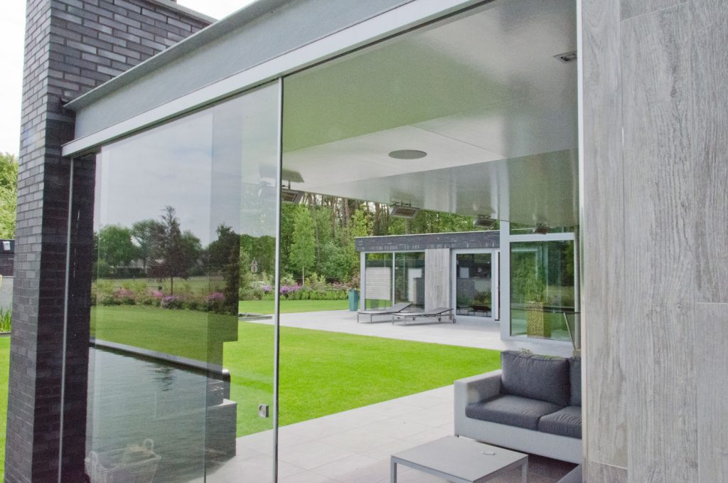 Moderne woning te knegsel gewoon architecten gewoon architecten - Moderne uitbreiding huis ...