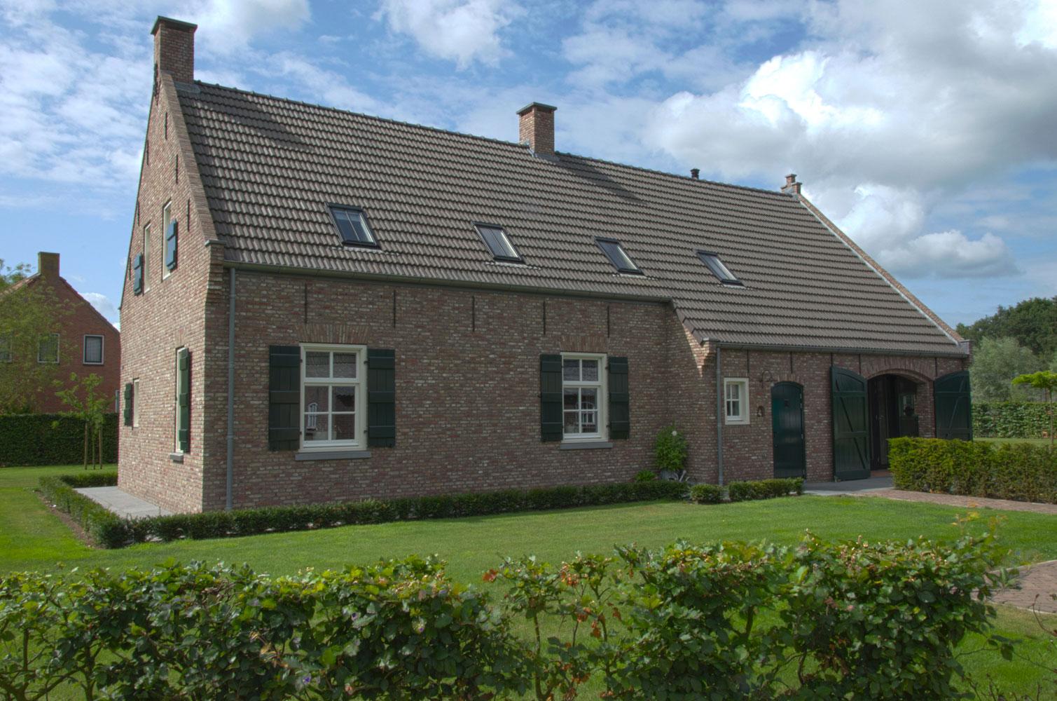 04609ext1 Landelijke woning Etten-Leur